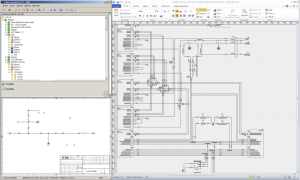 Wiring DIagram in Engineering Base Cable